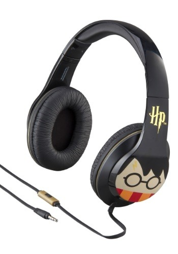 Harry Potter Headphones w/ in line Microphone
