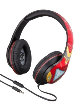 Avengers Headphones w/ in line Microphone