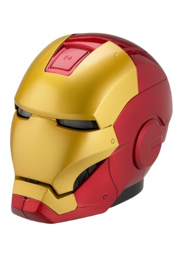 Iron Man Helmet Bluetooth Speaker
