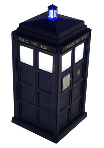 Doctor Who TARDIS Wall Light