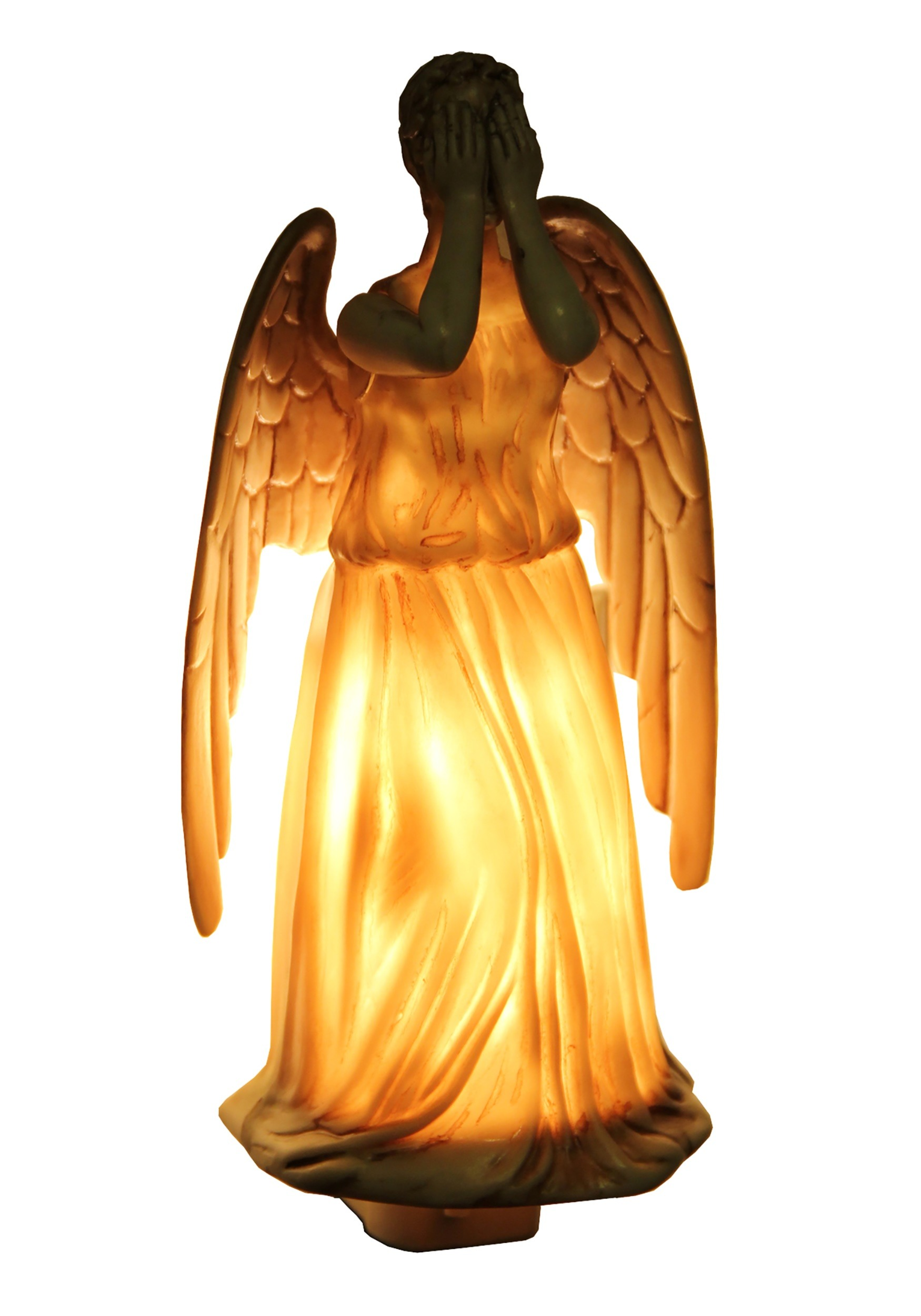 night light doctor who weeping angel