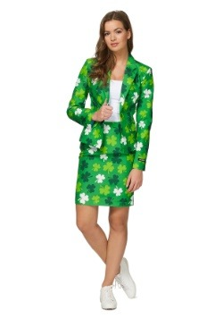 Women's St. Patricks Day Suitmeister
