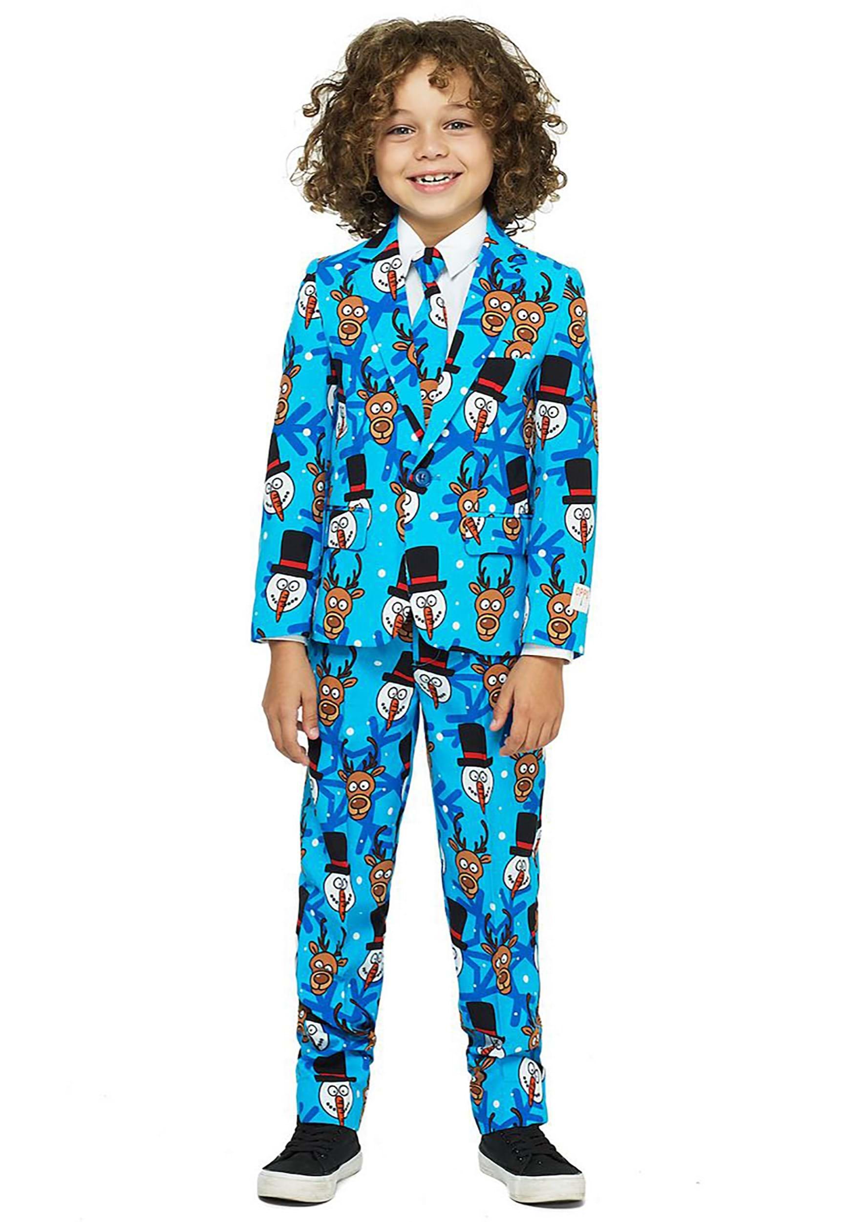 617ffebd60f Opposuits Boys Winter Winner Suit
