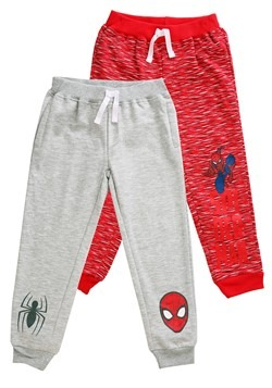 Boys Spider-Man 2-Pack Fleece Pants New