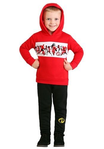 Boy's Incredibles 2 Piece Jogger Set