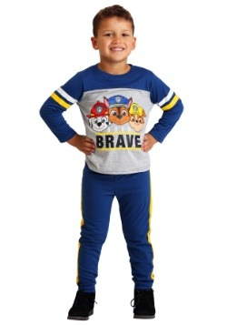 Toddler Boys Paw Patrol Born Brave Jogger Set