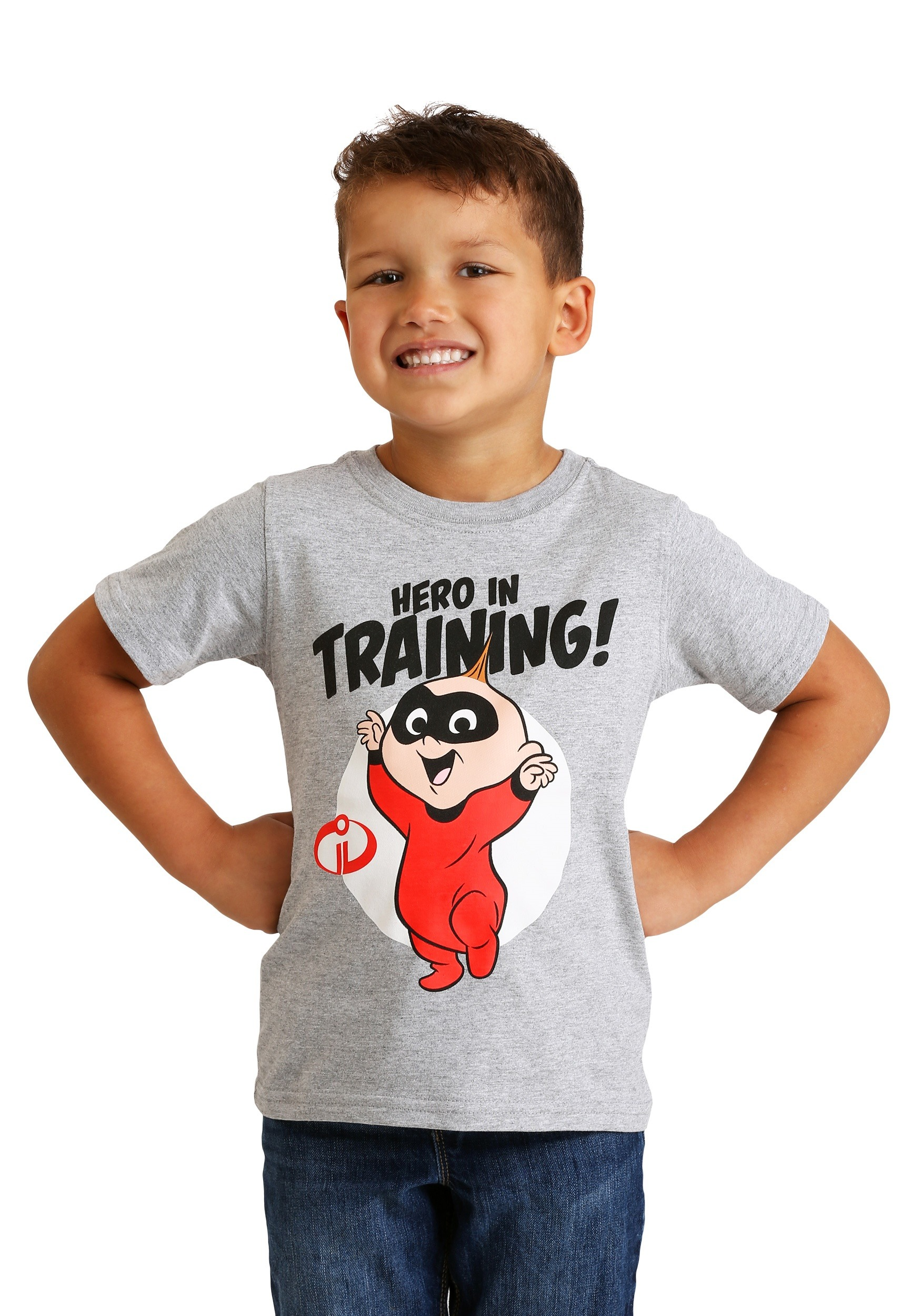 72ff5165 Boys Incredibles 2 Hero in Training Tee for Toddlers