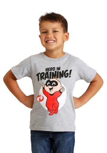 Toddler Boys Incredibles 2 Hero in Training Tee