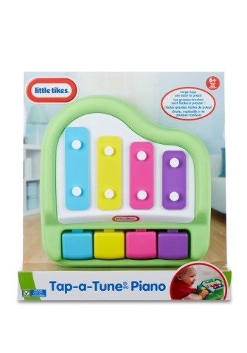 Little Tikes Infant Music Tap-a-Tune Piano