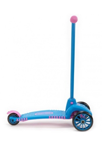 Little Tikes Lean To Turn Scooter- Blue/ Pink