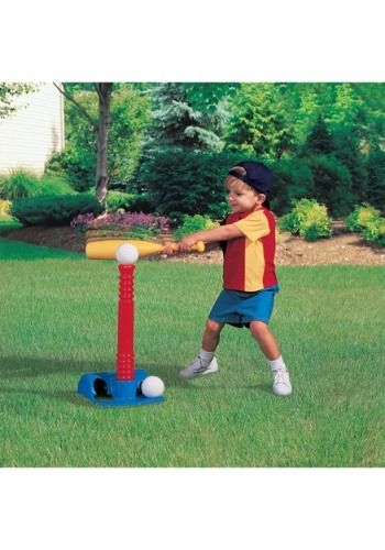 Little Tikes TotSports T-Ball Set (Red)