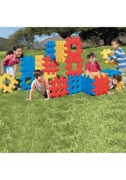 Little Tikes Outdoor Big Waffle Block Set