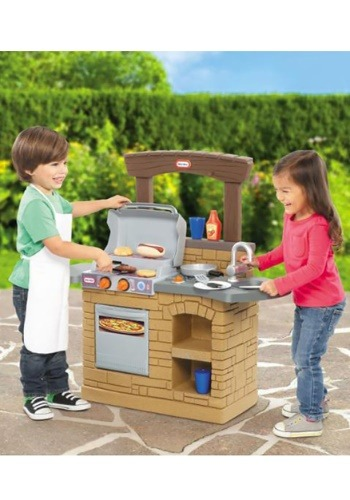 Little Tikes Role Play Cook 'n Play Outdoor BBQ