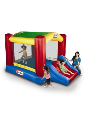 Little Tikes Shady Jump 'n Slide Inflatable