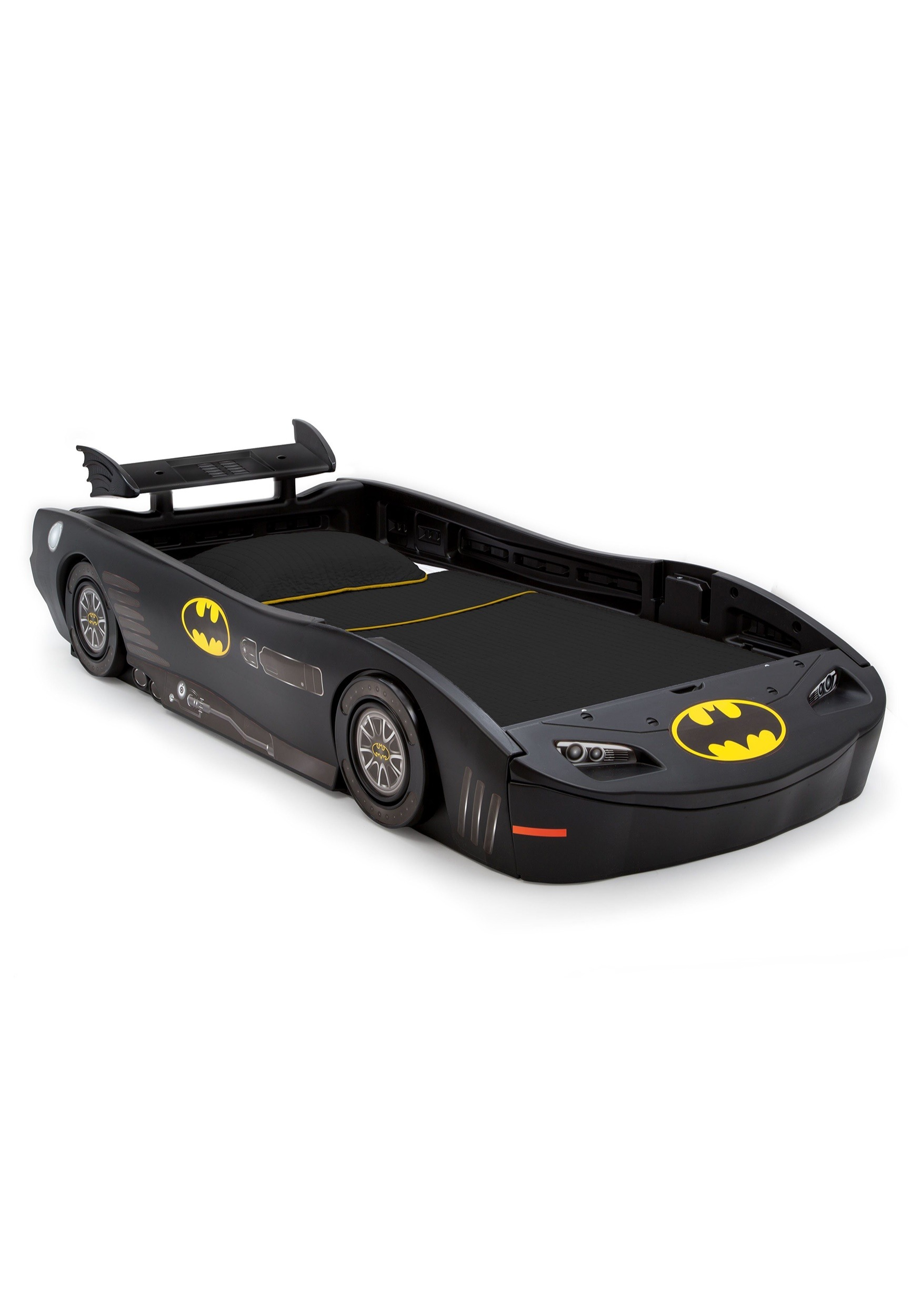 Batman Batmobile Twin Car Bed