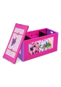 Minnie Mouse Store & Organize Toy Box