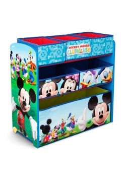 Mickey Mouse Multi Bin Organizer
