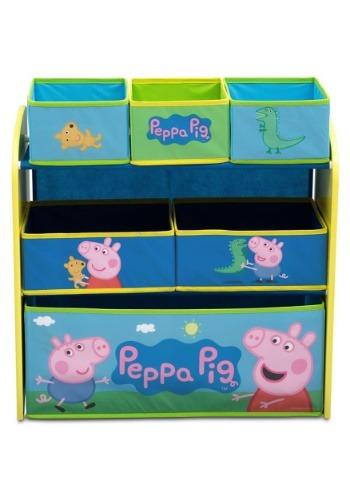 Peppa Pig Multi Bin Organizer