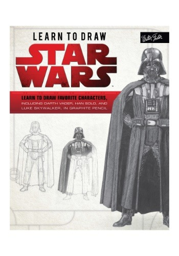 Learn to Draw Star Wars Paperback Book