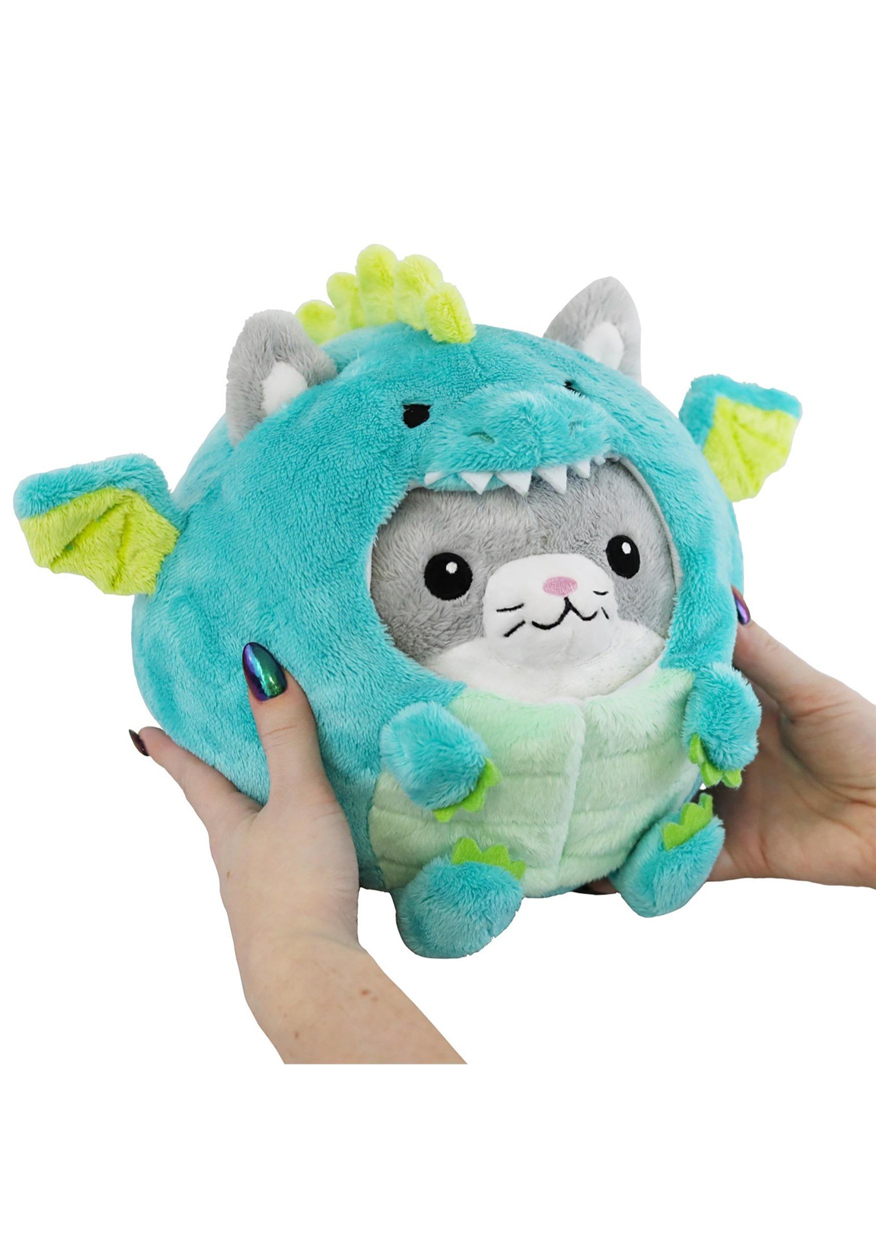 Kitty Dressed As Dragon Plush