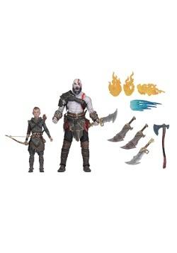 God Of War 7 Scale Kratos Atreus
