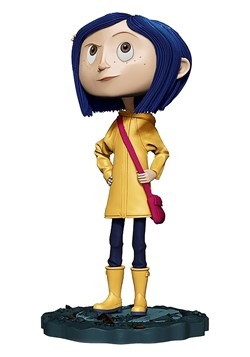 Coraline Head Knocker 7 5 Bobblehead Figure