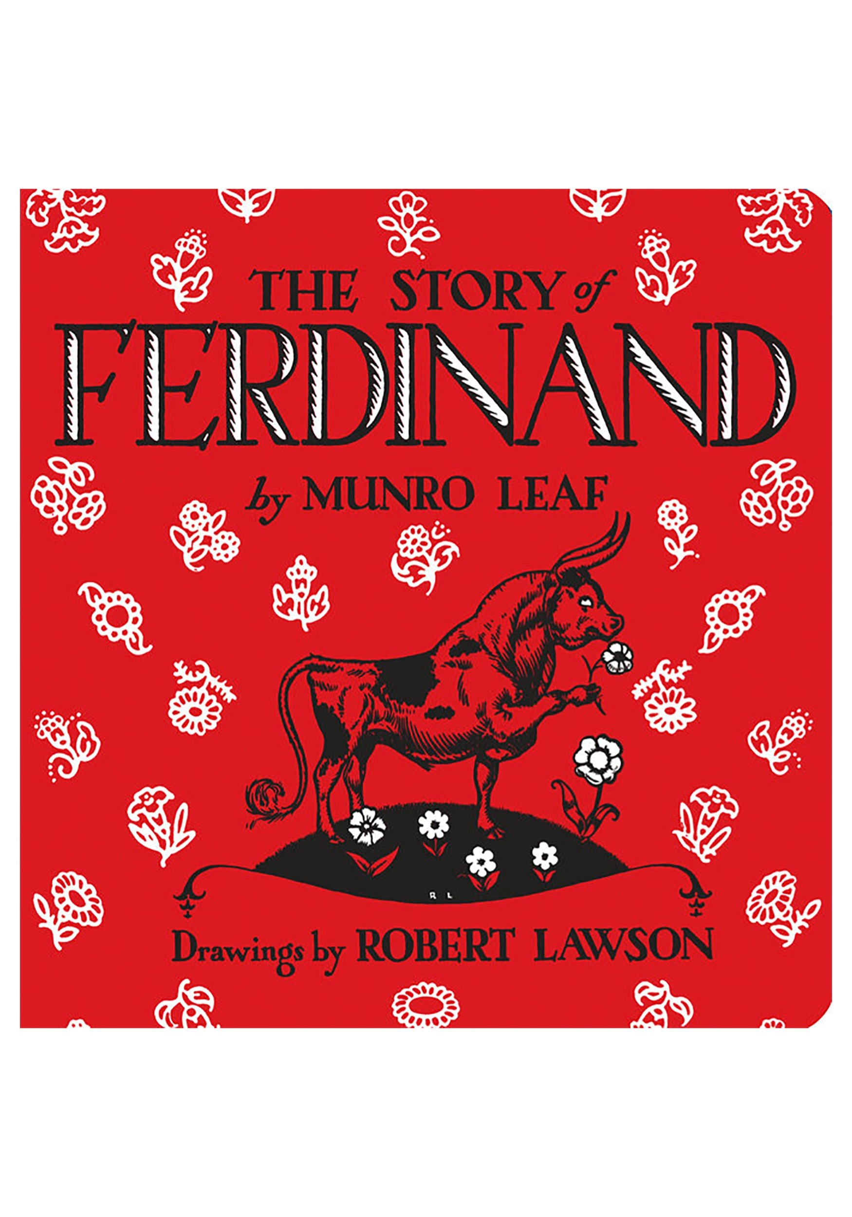 Children's book The Story of Ferdinand Book by Murno Leaf