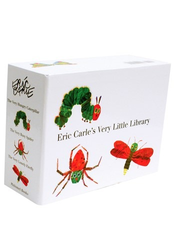Eric Carle's Very Little Library Book Set update1