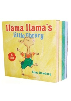 Llama Llama's Little Library Book Set