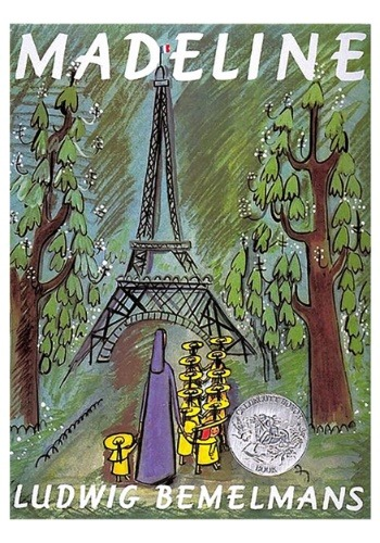 Madeline by Ludwig Bemelmans Children's Book