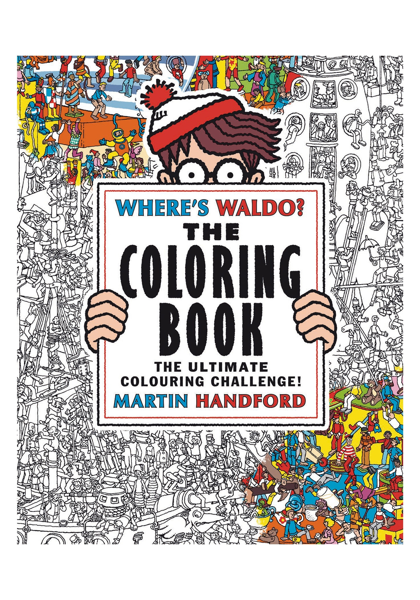 Where Is Waldo Book