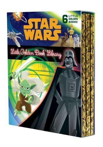Star Wars Little Golden Book Library Box Set