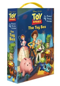Toy Story The Toy Box Book Boxed Set