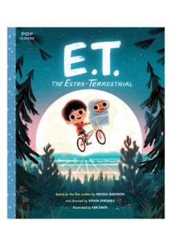 Pop Classics: E.T. the Extra Terrestrial- Storybook