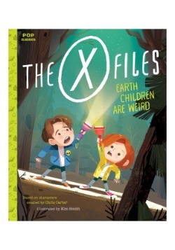 Pop Classics The X-Files Earth Children Are Weird Storybook