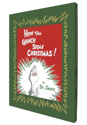 How the Grinch Stole Christmas Deluxe Edition Hardcover