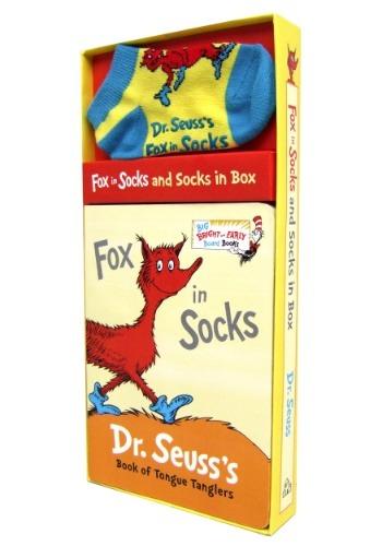 Fox in Socks and Socks in Box Set