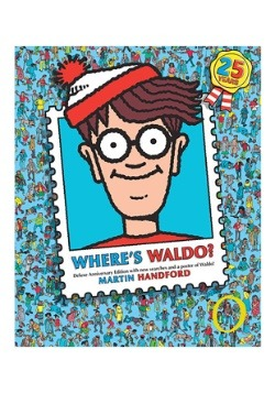 Where's Waldo? Deluxe Edition Hardcover