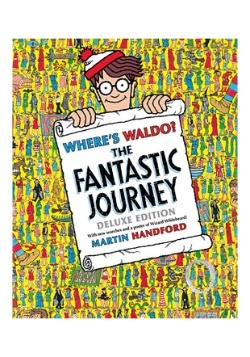Wheres Waldo The Fantastic Journey Deluxe Edition Hardcover