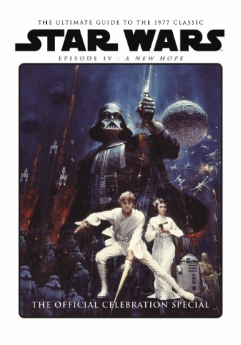 Star Wars A New Hope Official Celebration Special Hardcover