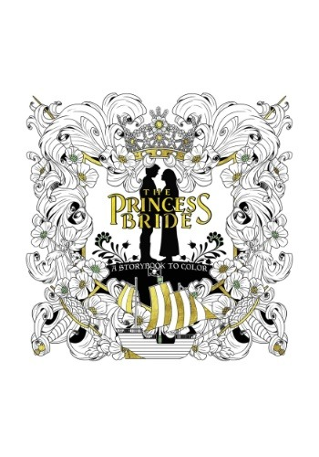 Princess Bride: A Storybook to Color