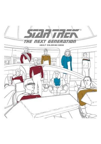 Star Trek: The Next Generation- Coloring Book