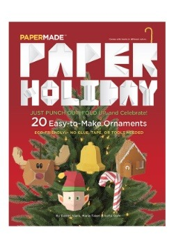 Paper Holiday- 20 Easy to Make Ornaments