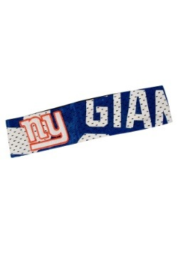 NFL New York Giants Jersey FanBand Headband
