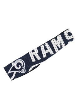 NFL Los Angeles Rams Jersey FanBand Headband