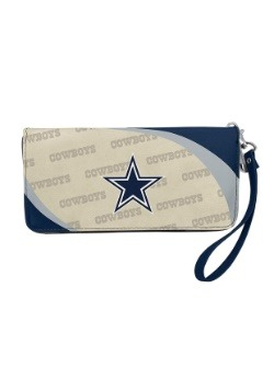 NFL Dallas Cowboys Curve Organizer Wallet