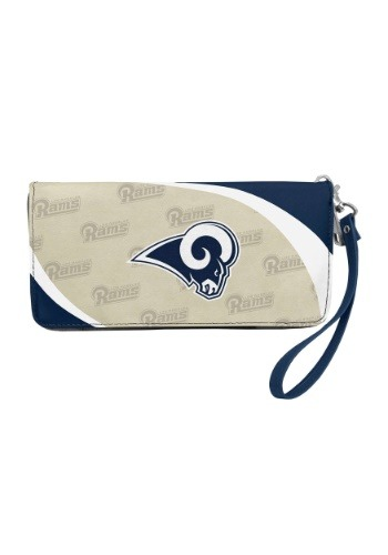 NFL Los Angeles Rams Curve Organizer Wallet