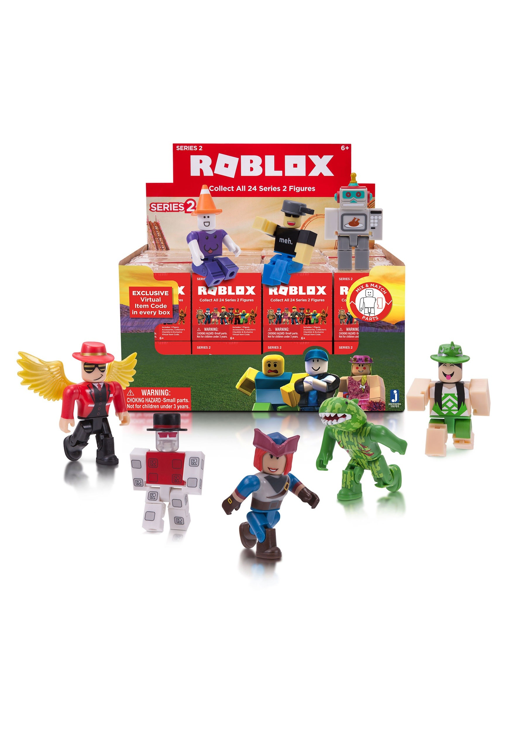 Roblox Mystery Box Series 3 - Roblox Mystery Figure Blind Box