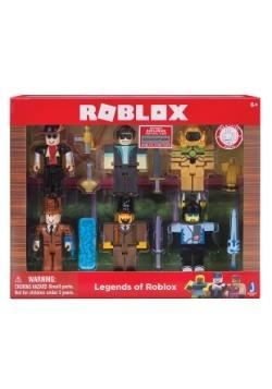 Roblox Legends 6 Figure Multipack