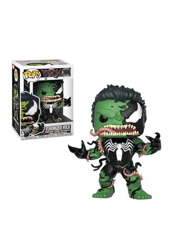 Pop! Marvel: Venom/Hulk